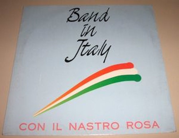 BAND IN ITALY