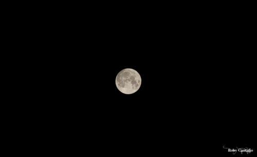 La luna il suo mistero